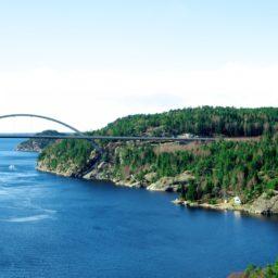 Landscape Bridge iPad / Air / mini / Pro Wallpaper