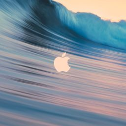 Apple wave iPad / Air / mini / Pro Wallpaper
