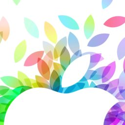 Apple leaves iPad / Air / mini / Pro Wallpaper