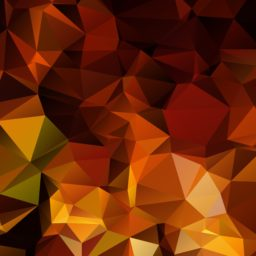 Orange pattern iPad / Air / mini / Pro Wallpaper