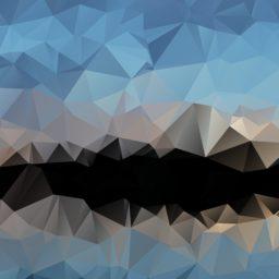 Pattern blue iPad / Air / mini / Pro Wallpaper