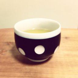 Landscape teacup iPad / Air / mini / Pro Wallpaper