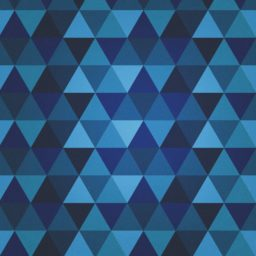 Pattern blue iPad / Air / mini / Pro Wallpaper