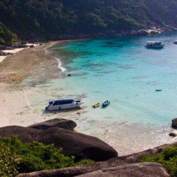 Scenery seaside iPad / Air / mini / Pro Wallpaper