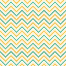 Jagged yellow-green iPad / Air / mini / Pro Wallpaper