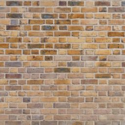Pattern brick Brown iPad / Air / mini / Pro Wallpaper