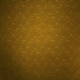 Pattern Brown yellow cool iPad / Air / mini / Pro Wallpaper