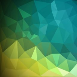 Pattern yellow green cool iPad / Air / mini / Pro Wallpaper