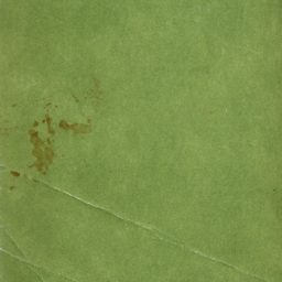 Green waste paper wrinkle iPad / Air / mini / Pro Wallpaper