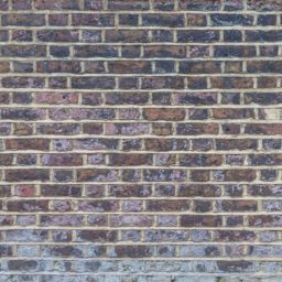 Pattern brick black Brown iPad / Air / mini / Pro Wallpaper
