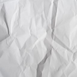 Texture paper white wrinkle iPad / Air / mini / Pro Wallpaper