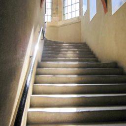 Stairs window sunshine iPad / Air / mini / Pro Wallpaper