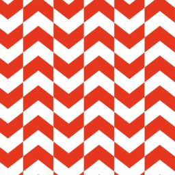 Pattern red and white arrow iPad / Air / mini / Pro Wallpaper