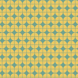 Pattern green yellow iPad / Air / mini / Pro Wallpaper