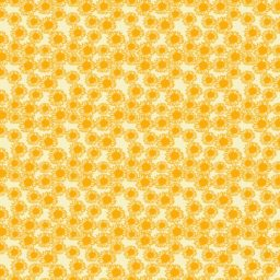 Pattern sunflower yellow women-friendly iPad / Air / mini / Pro Wallpaper