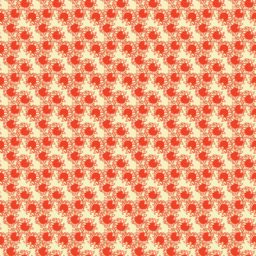 Pattern sunflower red women-friendly iPad / Air / mini / Pro Wallpaper