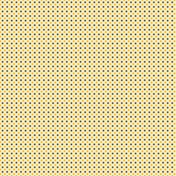 Pattern polka dot yellow black iPad / Air / mini / Pro Wallpaper