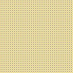 Pattern polka dot yellow black iPad / Air / mini / Pro Wallpaper