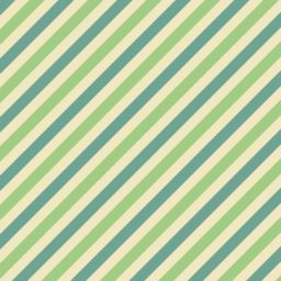 Pattern stripe diagonal blue green iPad / Air / mini / Pro Wallpaper