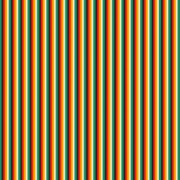 Stripe colorful iPad / Air / mini / Pro Wallpaper