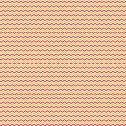 Pattern jagged border red-orange iPad / Air / mini / Pro Wallpaper