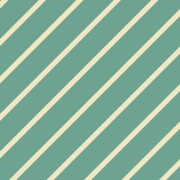 Pattern diagonal stripe green iPad / Air / mini / Pro Wallpaper