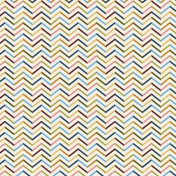 Pattern colorful border jagged iPad / Air / mini / Pro Wallpaper