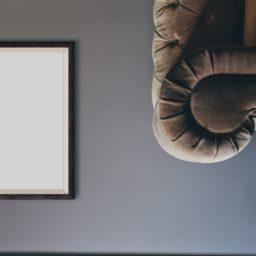 Interior sofa posters iPad / Air / mini / Pro Wallpaper