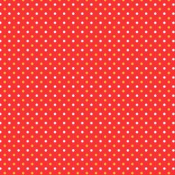 Pattern polka dot red women-friendly iPad / Air / mini / Pro Wallpaper