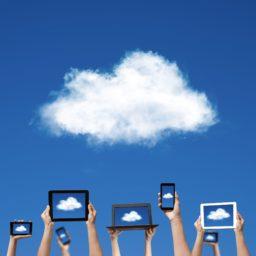 Cloud blue PC iPad / Air / mini / Pro Wallpaper