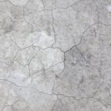 Kabe white  cracked concrete