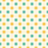 Yellow polka dot green