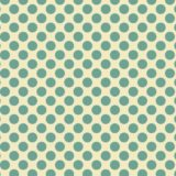 Pattern polka dot green and yellow