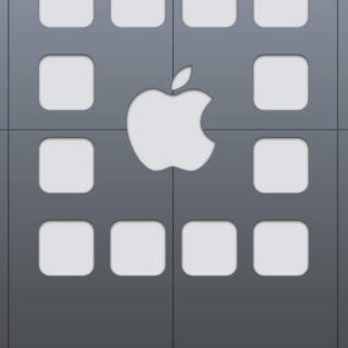 Shelf AppleStore iPhone4s Wallpaper