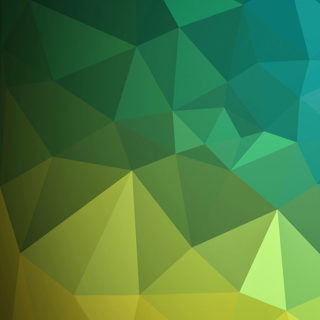Pattern yellow green iPhone4s Wallpaper