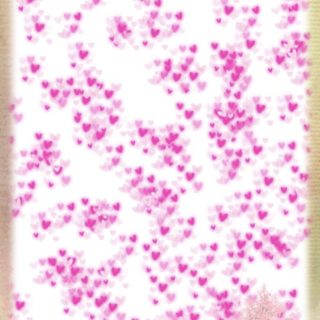 Heart cherry tree iPhone5s / iPhone5c / iPhone5 Wallpaper