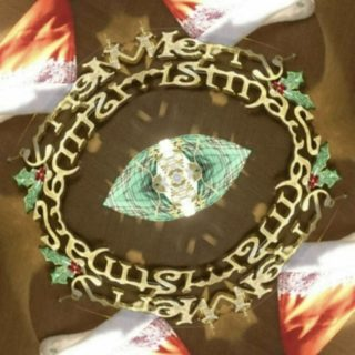 Christmas hat iPhone5s / iPhone5c / iPhone5 Wallpaper