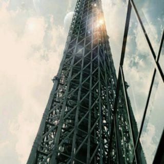 Tower tower iPhone5s / iPhone5c / iPhone5 Wallpaper
