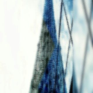 Tower Blur iPhone5s / iPhone5c / iPhone5 Wallpaper