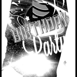 Birthday party planet iPhone5s / iPhone5c / iPhone5 Wallpaper