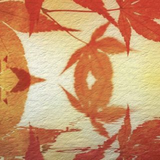 Autumn leaves Japanese style iPhone5s / iPhone5c / iPhone5 Wallpaper