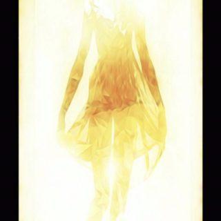 Silhouette Women iPhone5s / iPhone5c / iPhone5 Wallpaper