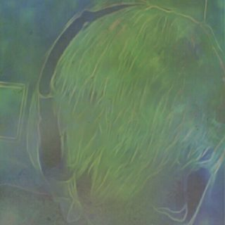 Headphone Man iPhone5s / iPhone5c / iPhone5 Wallpaper