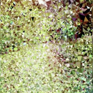 Green mosaic iPhone5s / iPhone5c / iPhone5 Wallpaper