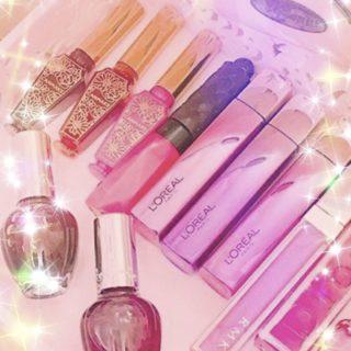 Cosmetic makeup iPhone5s / iPhone5c / iPhone5 Wallpaper
