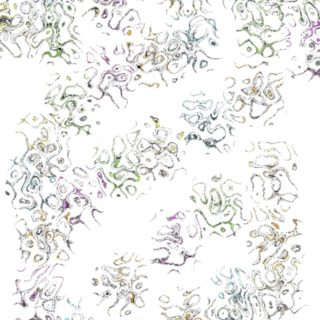 Pattern paint iPhone5s / iPhone5c / iPhone5 Wallpaper
