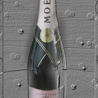 Moet et Chandon iPhone5s / iPhone5c / iPhone5 Wallpaper