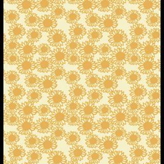 Sunflower yellow iPhone5s / iPhone5c / iPhone5 Wallpaper
