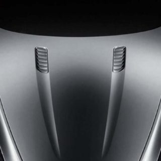 Vehicle car silver iPhone5s / iPhone5c / iPhone5 Wallpaper