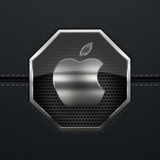 Apple silver iPhone5s / iPhone5c / iPhone5 Wallpaper